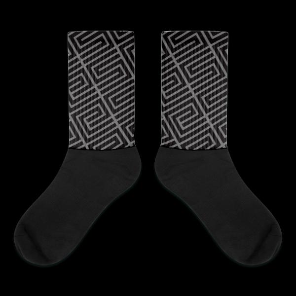 Abstract Socks
