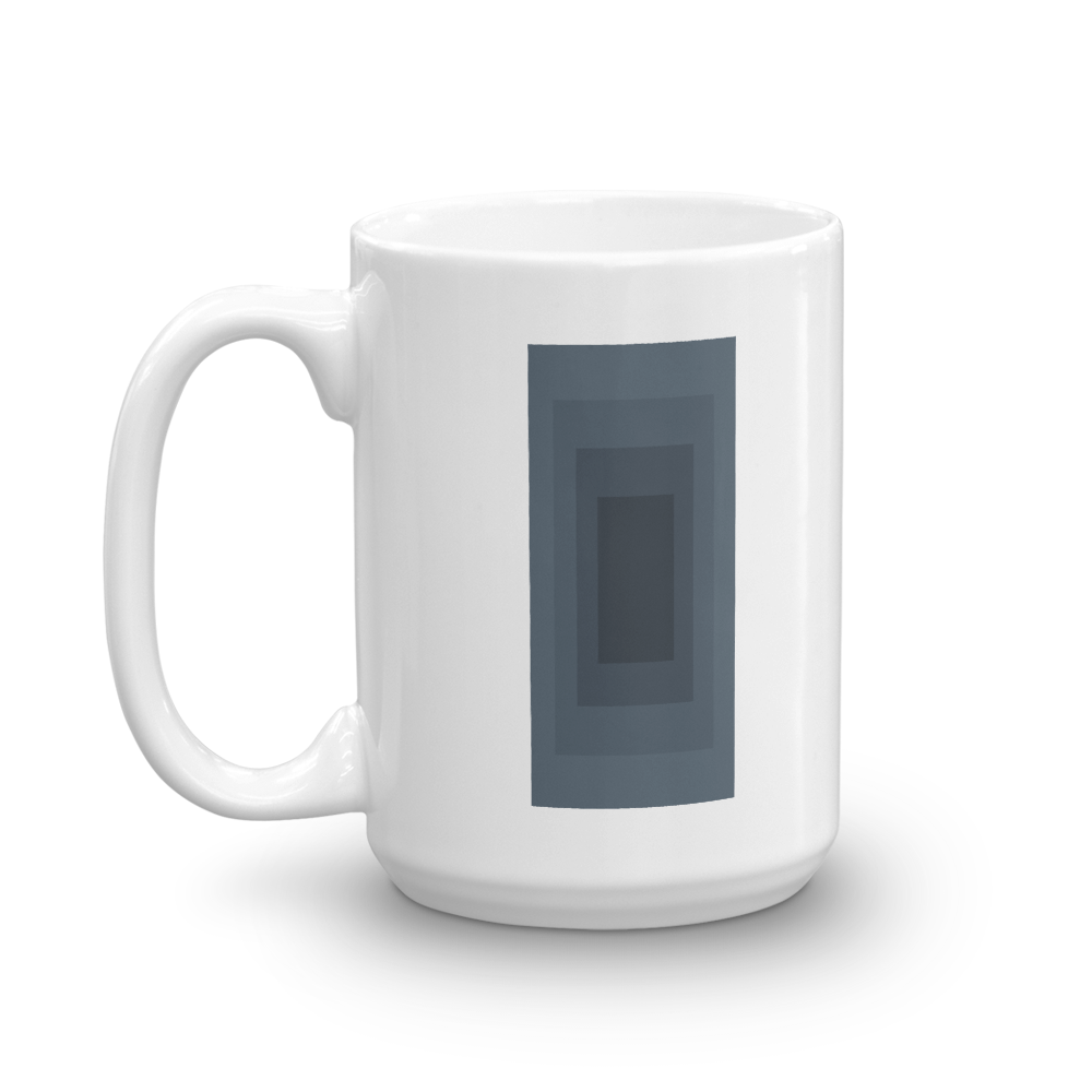 Build a Door (Dark Grey) Mug