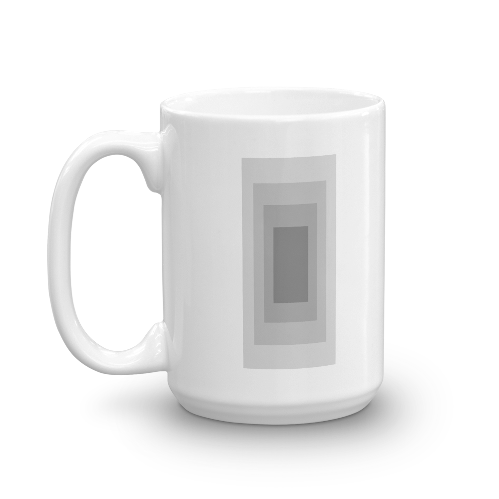 Build a Door (Light Grey) Mug