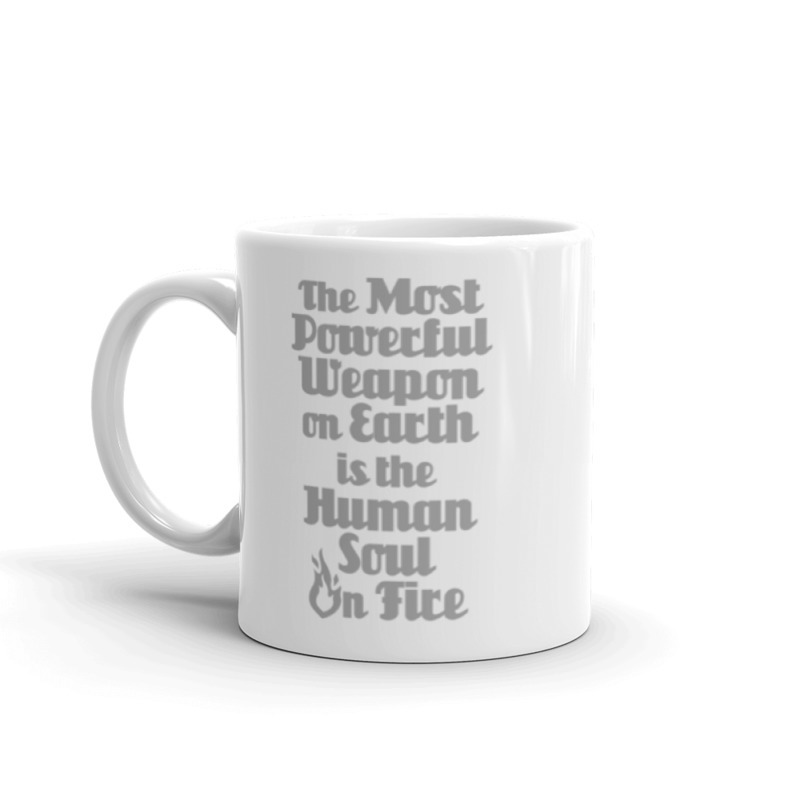Most Powerful Weapon on Earth Mug