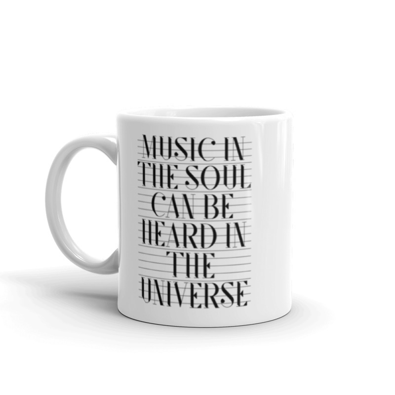 Music in the Soul Mug